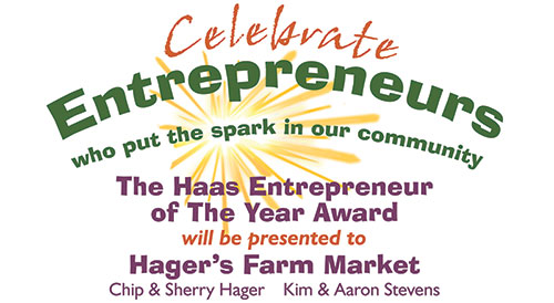 Haas Entrepreneur of the Year Award | Franklin County